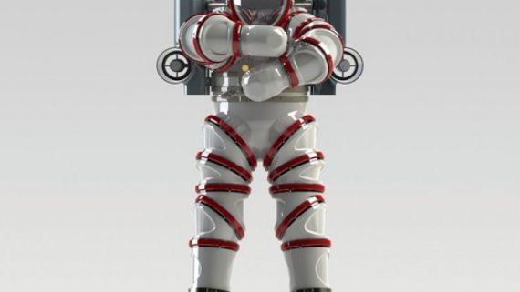 INdizajn Studio Banja Luka - izrada web stranica i graficki dizajn - Robot odijelo za ronjenje