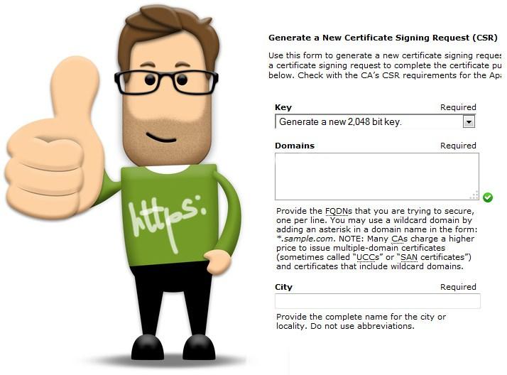 INdizajn Studio Banja Luka - izrada web stranica i graficki dizajn - 2048 SSL kljuc sertifikat