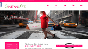 S.newlife Baden _ Njemacka - INdizajn Studio Banja Luka - izrada web stranica i graficki dizajn