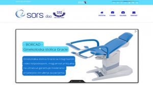 SORS d.o.o. Banja Luka - INdizajn Studio - izrada web stranica i graficki dizajn
