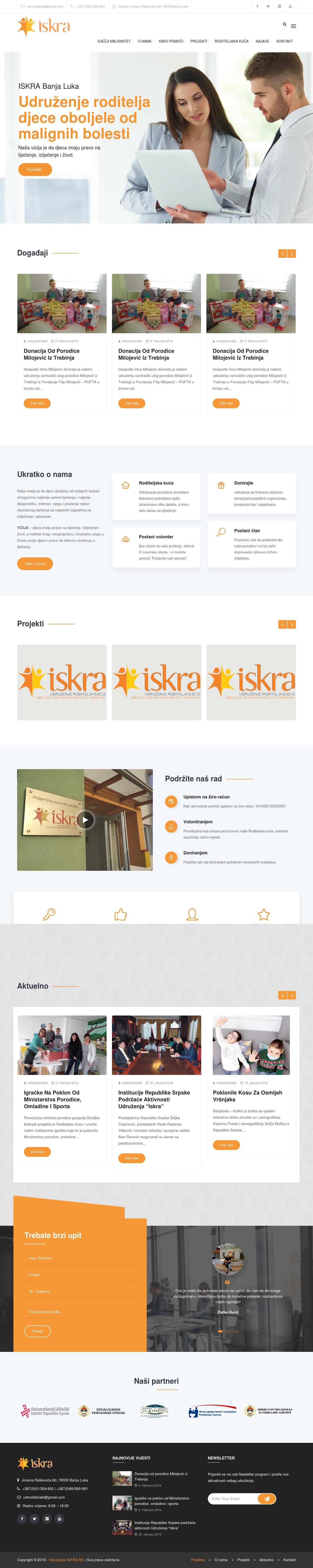 Udruženje roditelja djece oboljele od malignih bolesti ISKRA Republika Srpska-INdizajn-Studio-izrada-web-stranica-i-graficki-dizajn FULL SITE.jpg